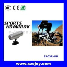 2012 Hot HD 720P Sports AVI Waterproof Motorbike Cameras EJ-DVR-41H
