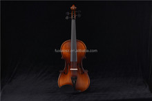 Chinese low price spruce violins with accessories violin on sale
