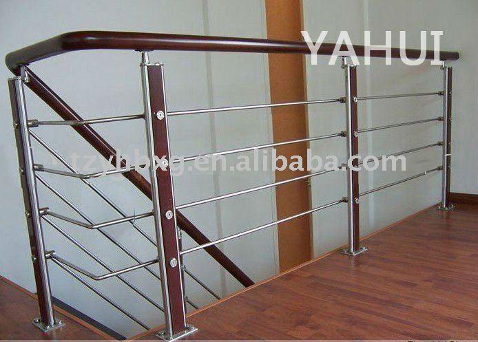 Cuerda de alambre de barandillas para escaleras - Pasamanos de cuerda ...