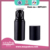 Cosmetic BB cream airless push button bottle puff applicator