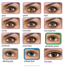 Wholesale Fresh Color Contact Lenses Look Beautiful