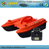JABO 5CG RC full function GPS and sonar fish finder GPS rechargeable paypal JABO bait boat