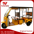Asia Popular Battery Powered Electric Passenger Tricycle 3 Wheel 800 W Motor Tricycle