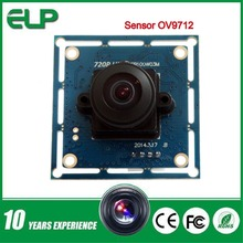 720p 1mp android free driver cmos mini fisheye wide angle pc camera usb