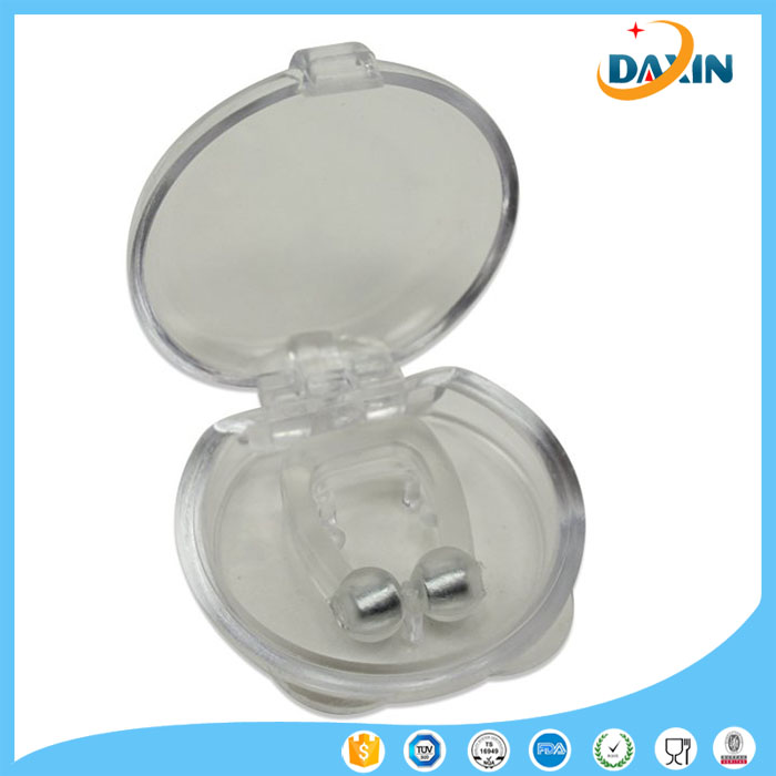 2016 newest patent Medical Silicone snoring stopper