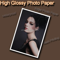 230gsm 260gsm 300gsm Double Sided High Glossy Inkjet Photo Paper On Sale