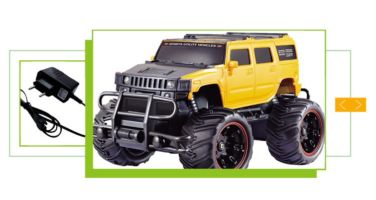 Newest design 4 channel off road toy brushless rc car