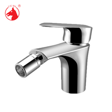 Brass Chrome Plated Single Lever Bidet Faucet (ZS80204)