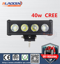 forklift accessories 4x4 electric car roadheader Auto Lighting System led 40w