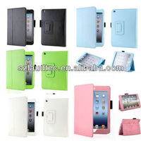 For ipad mini 2 Folio Case with Smart Magnetic Protective Cover Flip Stand