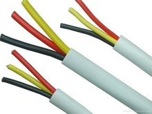 No.2026 - 0.6/1kV Cu/XLPE/ PVC Low voltage RV-K BS EN standard 3 core flexible cable 6mm 10mm 16mm Copper cable