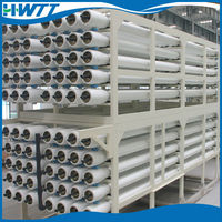 High Quality Water Treatment Plant for Municipal water