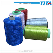 wholesale dmc embroidery thread for sewing machine/filament yarn/polyester yarn
