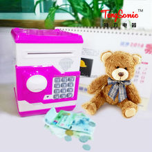Mini ATM coin bank,money box,saving bank