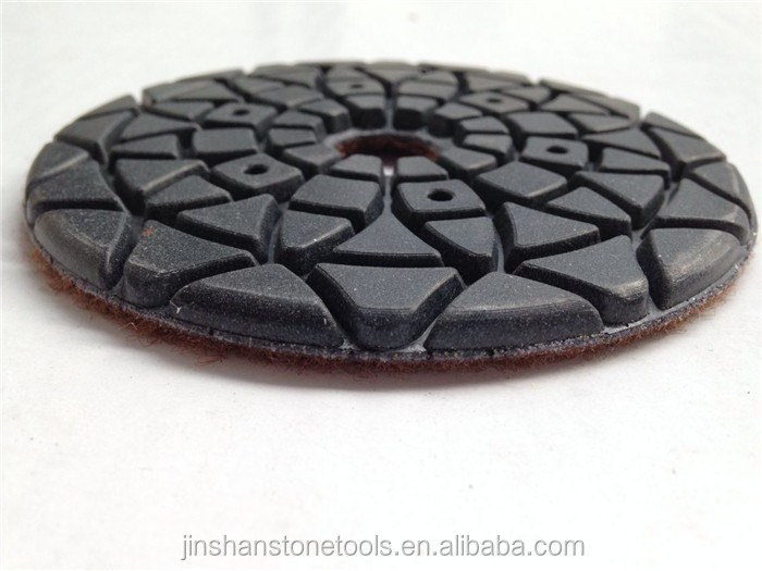New Design Diamond Polishing Pad for Concrete