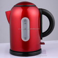 Stainless Steel Electric Kettle 1.7 L GS,CE,ROHS,LFGB ,stainless steel thickness no less than 0.37mm