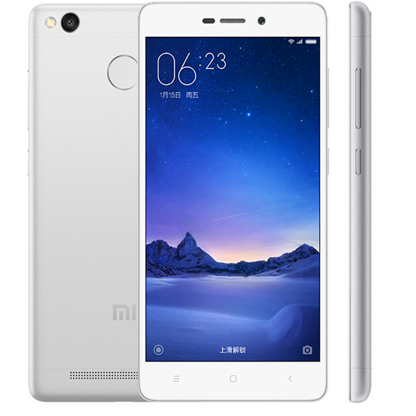 "Hot Original Xiaomi Redmi 3S Mobile <strong>Phone</strong> 2GB RAM 16GB ROM Snapdragon 430 Octa Core 5"" Fingerprint ID 4G Lte <strong>Android</strong> Cell <strong>Phone</strong>"
