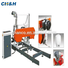 Contemporary best-selling wood lumber mill band saw