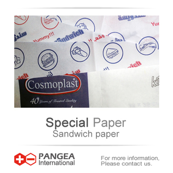 Hot sell New M.G sandwich paper with printing