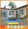 Stainless Metal Above Ground Steel Swimming Pool