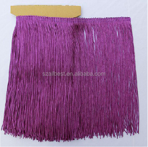 Hot Italy design Eco-friendly Bags, Garment, Home Textile tassel fringe