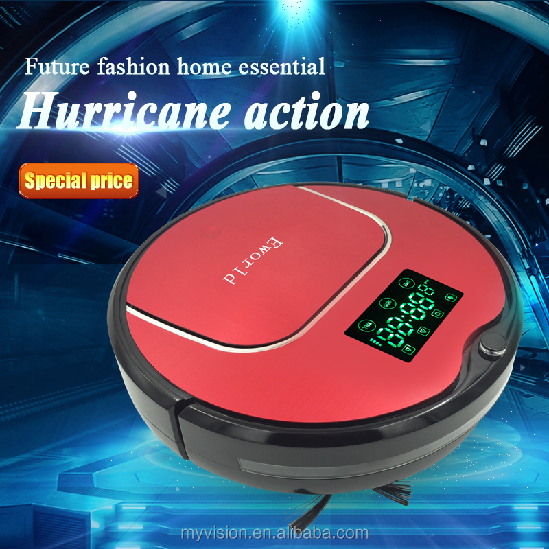 Automatic house cleaner robot vacuum cleaner M883 with good price