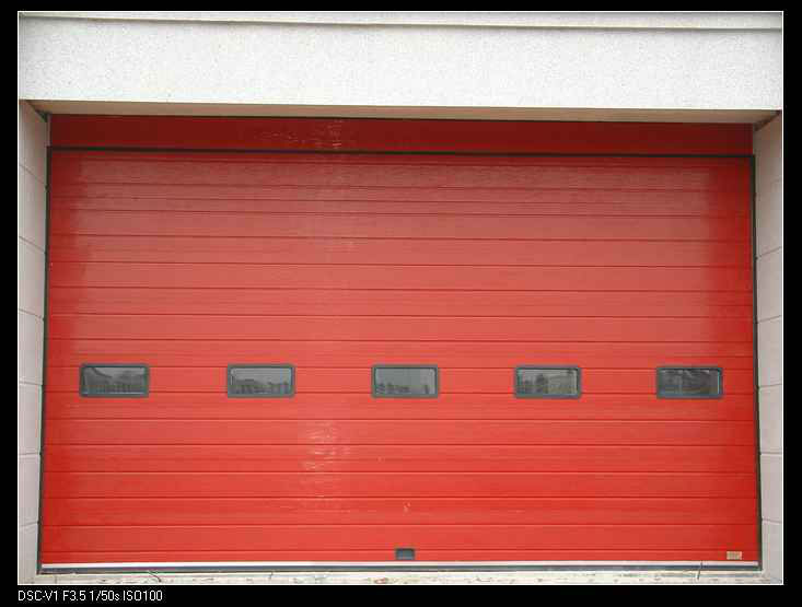 steel industrial fire rated sliding doors | fire safe warehouse door