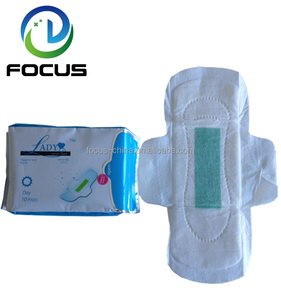 2018 hot sale maternity disposable anion sanitary napkins sanitary pads manufacturer