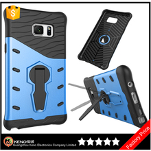Combo shockproof mobile phone hard case for Samsung galaxy note6