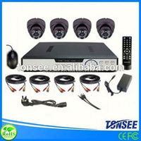 CCTV camera system kits cctv camera 720p two way audio p2p wireless ip camera wifi plug 220v