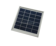 2014 Competitive Price 3.3W 6 Volt Solar Panel Factory from China for Lights