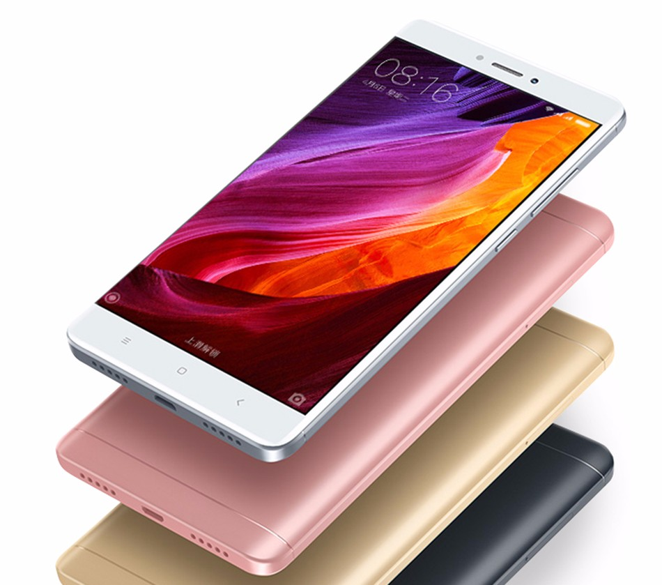 "HK stock mobile Global Version Xiaomi Redmi Note 4 3GB RAM 32GB ROM 5.5"" FHD 13.0MP Spain Phone Octa Core CPU Mobile Phone"