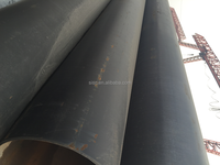 ISO 3183 API 5L Grade B X42 X60 Q235 ERW Straight Welded Pipe PSL1 PSL2