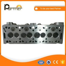 Engine parts 02.00.W3 02.00.CP complete cylinder head assy for Citroen DW8 DW8T WJZ WJX WJY WJZ W3