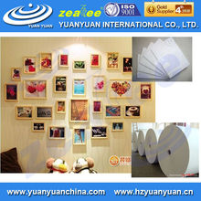 5WP-230GN high glossy united office photo paper for inkjet printing in A4