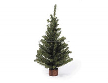 18 Inch Canadian Tree Artificial Christmas Tree Parts
