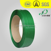 AAR/SGS/ISO PET plastic strapping roll/belt/strip