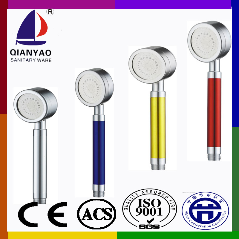 C-018 Cixi Qianyao Aluminium alloy Vietnam best selling pedicure shower head