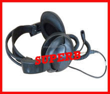 Wholesales Stereo and Mono Headphone for Gold Detector headphone