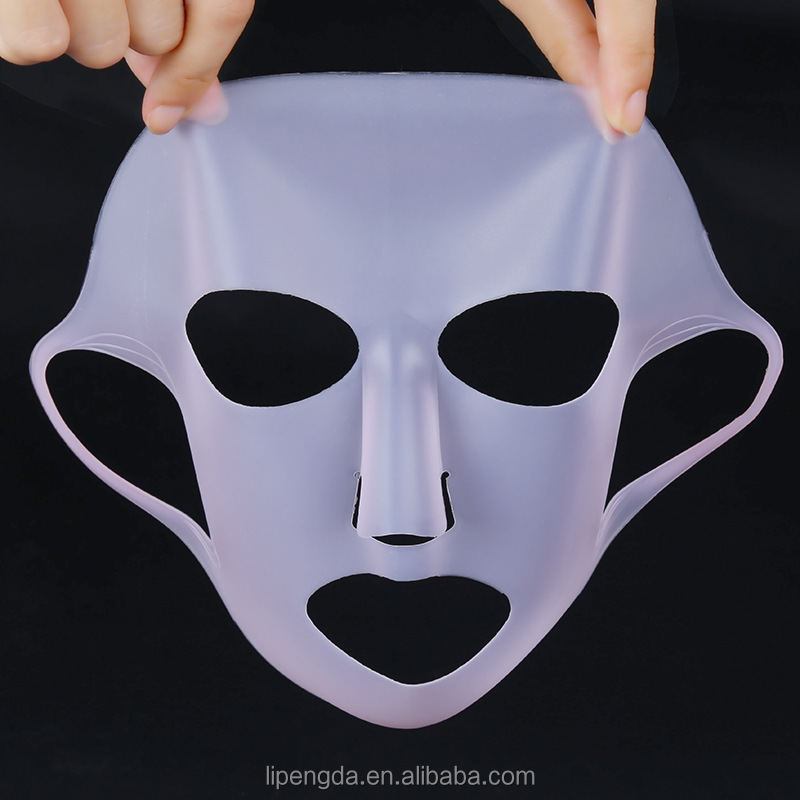 2017 Most Popular Trending Fashional Silicone Facial Mask Cover