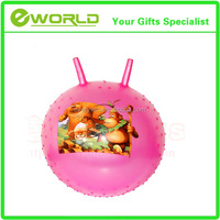 Wholesale promotional high quality jumping ball skippy ball hopper ball