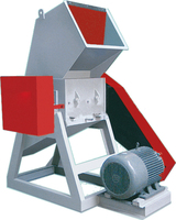 F1-F6 Model plastic shredder/bubble wrap film crusher