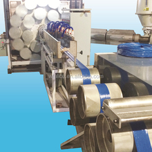 Weifang plastic extruder/PVC pipe extrusion machine/pvc lay flat hose production line