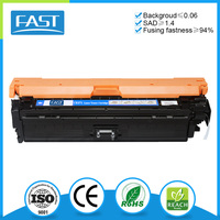 Cyan Bulk Compatible Toner Cartridge For HP Color LaserJet CP5525