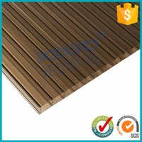 uv aging 4mm raw material for corrugated roofing sheet