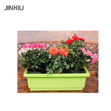 hot sale plastic flowerpots plant flower pot vegetable garden