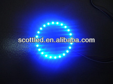 80mm 5050 led angel eyes
