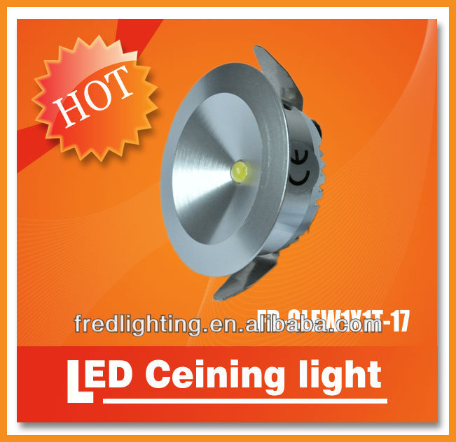 High power efficient indoor LED ceiling light