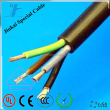 VDE 0281 Standard cable H05VV-F 4x1mm for automatic device 300/500V