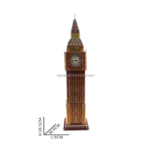 Promotional New Product WORLD'S Famous building BIG BEN PUZZLE ,Building puzzle